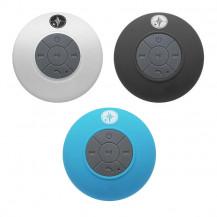 Bluetooth Splashproof Speaker - 2 Pack