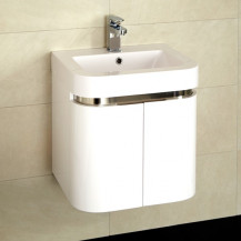 Murcia 50 Wall Mounted 2 Door Vanity Unit