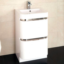Murcia 50 Floor Mounted Vanity Drawer Unit