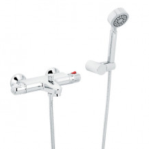 Laos Wall Mounted Bath Shower Mixer with Handset
