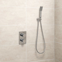 EcoS9 Dual Control Shower Valve with Handset and Head