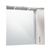 Windsor™ 1000 Mirror with Cabinet & 2 Lights 1000(L) 1000(W) 170(D)