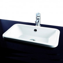 Chameleon Inset Counter Basin