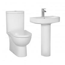 Rovigo Bologna Toilet Basin Suite