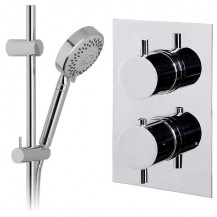 Neptune Slide Shower Rail Kit with S9 Dual Valve