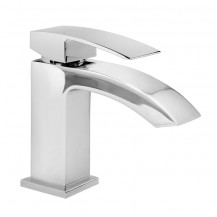 Wave Cloakroom Basin Mono Tap