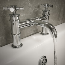Glenham Traditional Deluxe Bath Filler