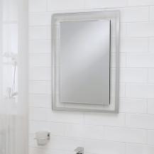 Luxor Bevelled Edge Mirror 700(H) 500(W)