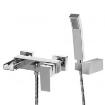 Sanctuary Wall Mounted Bath Shower Mixer