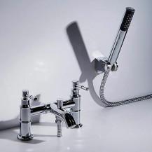 Glenham Lever Bath Shower Mixer