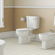 Park Royal ™Close Coupled Traditional Toilet