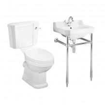 Park Royal™ Traditional Toilet & 560 Basin Suite inc Washstand