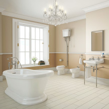 1700 Park Royal™ High Level Bathroom Suite