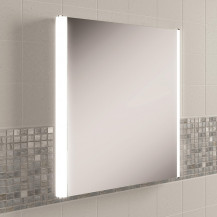 Skye 60 Illuminated LED Mirror 800(H) 600(W) 50(D)