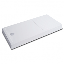 Easy Plumb 1400 x 900 Walk In Shower Tray