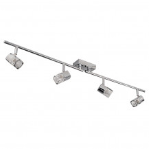 Bloc Chrome Crystal Split Bar Spotlight