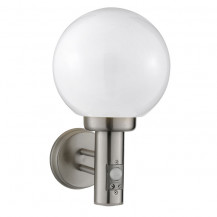 Stainless Steel Motion Sensor Outdoor Wall Light