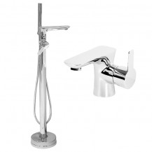 Sol Freestanding Tap Pack