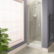 Aquafloe™ Iris 8mm 800 Hinged Door
