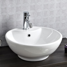 Sorrento Countertop Basin with S9 Tap