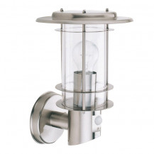 Stainless Steel Outdoor Lamp Wall Light With Motion Sensor