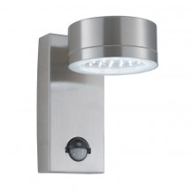 Stainless Steel 36 LED Outdoor Wall Light With Motion Sensor