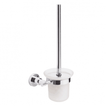 Ice Toilet Brush & Holder