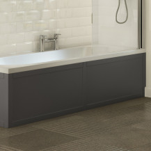 Nottingham 1600 Grey Front Panel