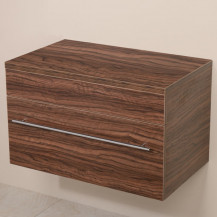 Aspen™ 750 Wall Mounted Walnut Cabinet