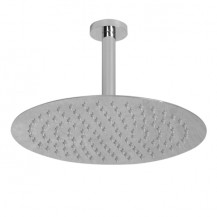 UltraThin Designer Round 300mm Shower Head & Ceiling Arm