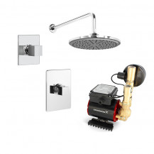 Adona Concealed 3.0 Bar Universal Power Shower
