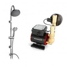 Nico 3.0 Bar Single Impeller Power Shower