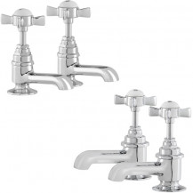 Hatton Basin and Bath Pillar Tap Pack