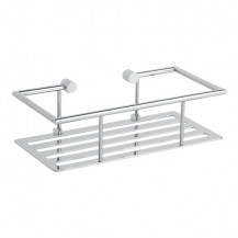 Cromo One Shelf Rectangular Basket