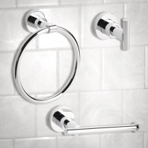 Ice 3 Piece Bathroom Accessory Pack