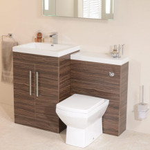 TD60 Luxury Walnut Combination Unit with Tabor™ Pan