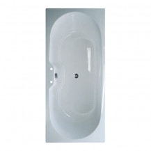 Toronto 1800 X 800 Double Ended 5mm Bath with Front Panel