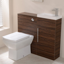 Aspen™ Walnut Combination Unit