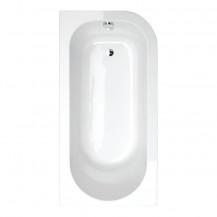 Orta 1600 x 800 Offset Bath