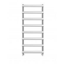 Felicity 1150 x 500mm Straight Chrome Heated Towel Rail