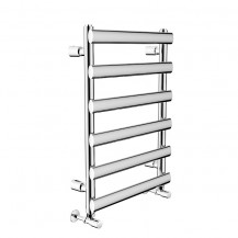 Felicity 700 x 500mm Straight Chrome Heated Towel Rail