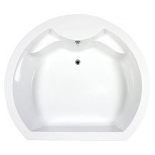 Alonsa 1650 x 1430 Round Bath