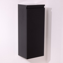 Barcelona 380 Black Wall Unit