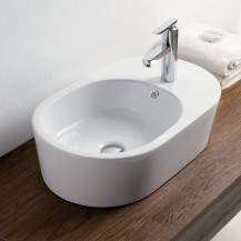 Orta Countertop Basin with Harris Mixer Tap
