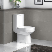 Maine Close Coupled Toilet