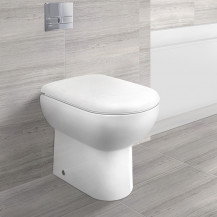 Santorini Back to Wall Toilet