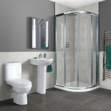 Albury 900 Shower Cubicle Suite