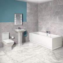 Tabor 1600 x 700 Bath with Tabor 56 Suite