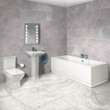Tabor 1600 x 700 Bath with Tabor 56 Suite