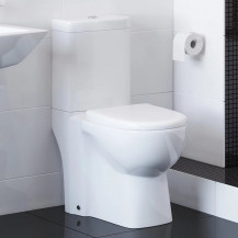 Veneto Close Coupled Toilet with Pan Connector